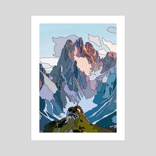 The Dolomites by Jordan de Graaf