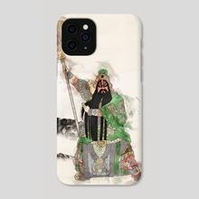 Guan Yu - Phone Case by Arturo Galindo