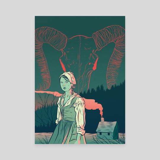 The Witch by Tom Humberstone