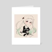 nene - Art Card by revonni