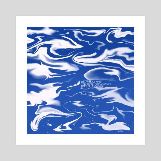 blue side by jhihiro