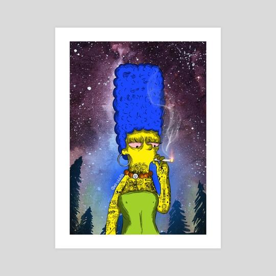 Marge Stoner by Ephrem Rokk