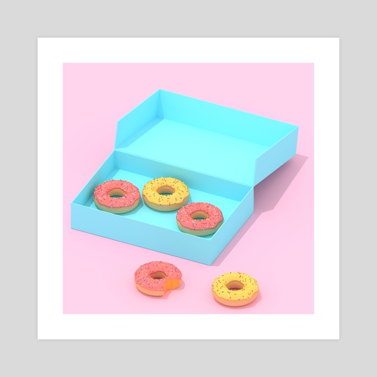 Donuts by Sorin Covor