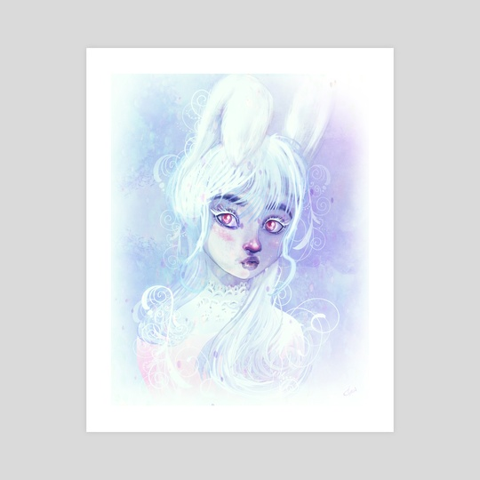White Rabbit by Gion