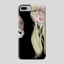 3 - Phone Case by Ana Critchfield