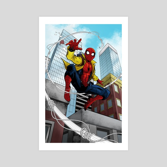 Spider-Man: Homecoming by Kyle Guilbault