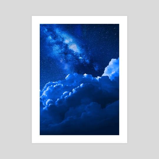 BLUE DREAM  by Mohamed Nemr