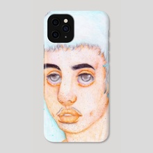 """""""Pure"""" - Phone Case by Ken Edwards"""
