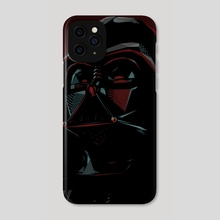 """""""DARTH VADER"""" Dark Lord of the Sith - Phone Case by ANDRESZEN"""