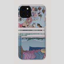 Pastel Daydreams - Phone Case by Kelsey Smith