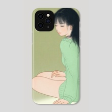 Serika - Phone Case by Sai Tamiya