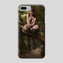Fauno - Phone Case by Ivan Berov