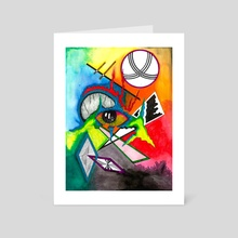 11 - Art Card by Jolos