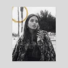 Nicole Echo Park  - Canvas by Ella Weisskamp