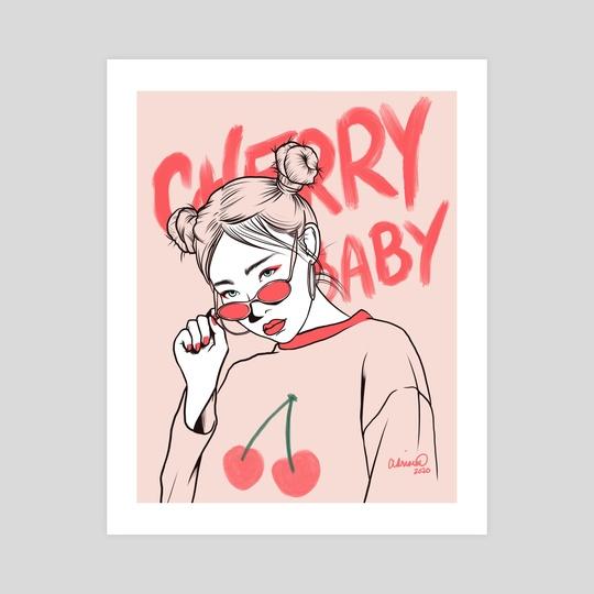 Cherry Baby by Ryan Adriano