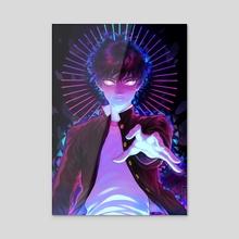 MOB PSYCHO 100 - Acrylic by Diury