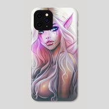 Elenia - Phone Case by Dhaxina Dee