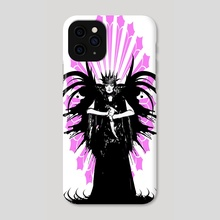 The Dagger - Phone Case by Zorbius15