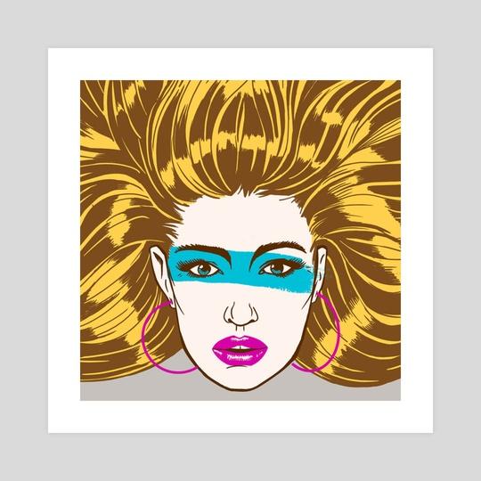 Summer Blonde '84 by Alan Defibaugh