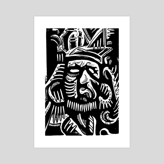 Native Dudes Yolo 36 by Daniel Newman