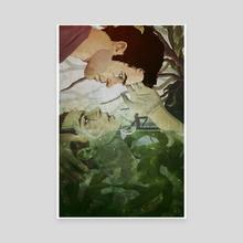 Noeck #03 - Canvas by Naoru Suisou