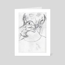 BACK - Art Card by akito