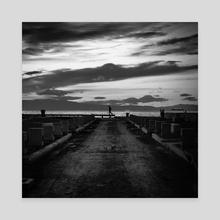 Walker - Canvas by Metallus [Panagiotis Metallinos]