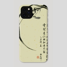 Orchid - 99 - Phone Case by River Han