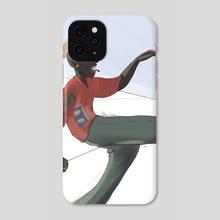 Black Joy - Phone Case by Dana Green