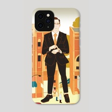 Why it pays to be a jerk - Phone Case by Adela Li