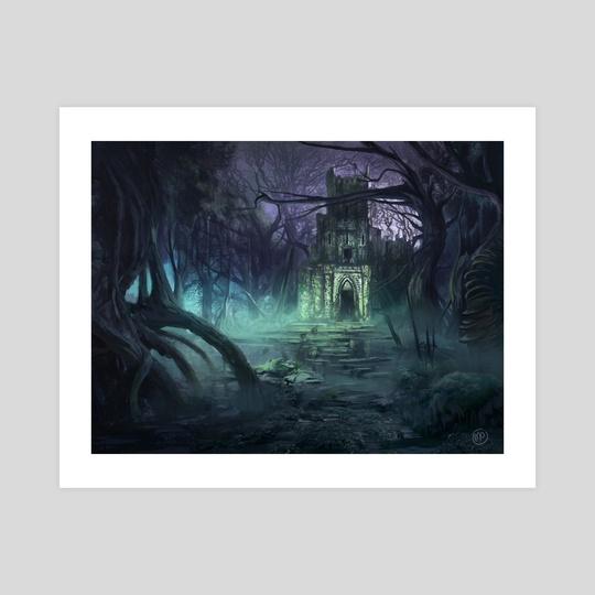Swamp by Marina Ortega
