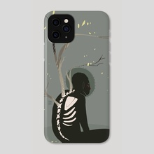 Holy Branches - Phone Case by Kim Peterson