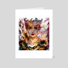 blade runner - Art Card by Maxim G