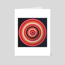 Focus On... - Art Card by Susana Paz