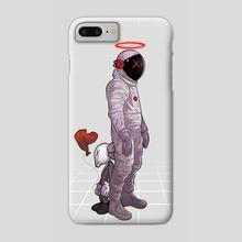 Yeezstronaut, the 808.  - Phone Case by Oran Deen-Lester