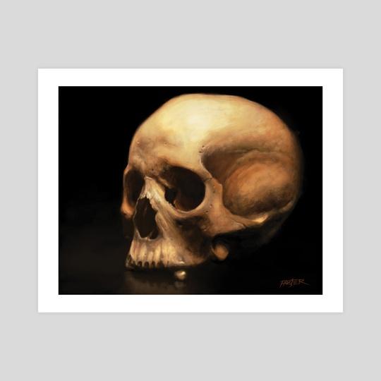 Skull  by Rodger Pister