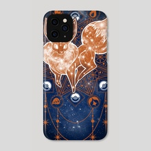 Starry Sky of Evolution - Phone Case by Venetia Jackson