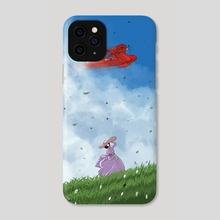Porco Rosso - Phone Case by Deny Saputra