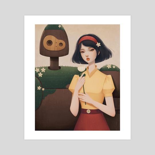 Sheeta by Anky Moore