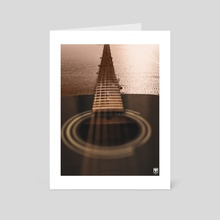 Acoustic Transit System. - Art Card by Parag Phadnis