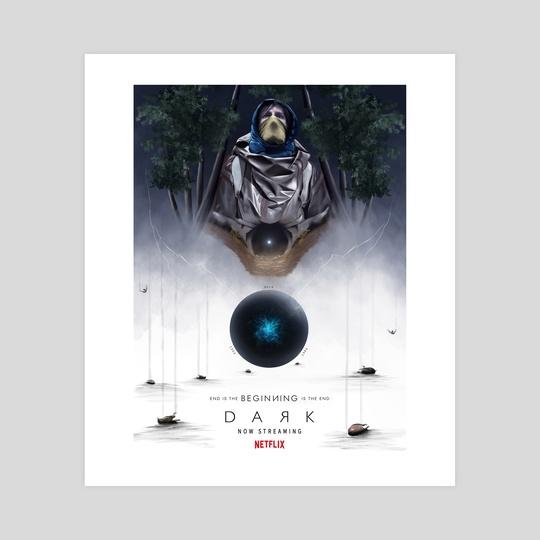 Dark by Azmat Munshi