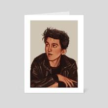 Teddy Boy Harrison - Art Card by Nandskarth