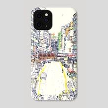 Mong Kok - Phone Case by Yiran Wang