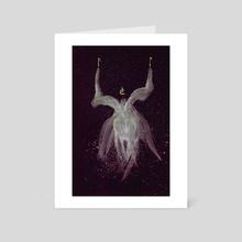 WDVMM - 0462 - Short Wait - Art Card by Wetdryvac WDV
