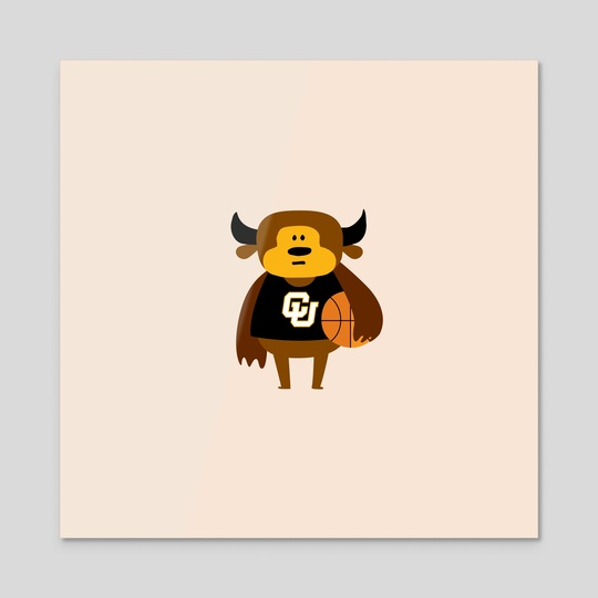 mascot / colorado by alex eben meyer