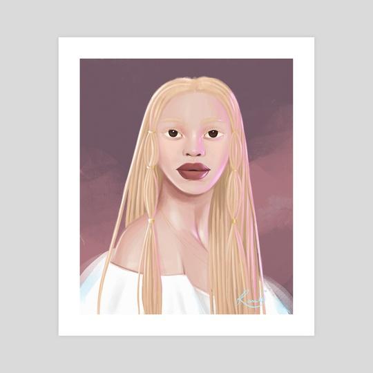 The Albino Series - 3 by Renike