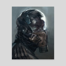 Survivor - Canvas by Florin Voicu