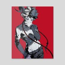 Dabi - Acrylic by hello clonion