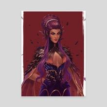Nadia - The Arcana - Canvas by Lisa
