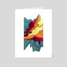SPIKE III - Art Card by Simonas Sileika